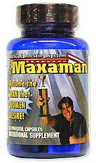 Maxaman male sexual enhance supplement