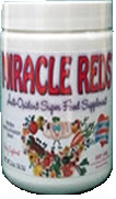 miracle reds from the makers of miracle greens