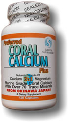 Preferred Coral Calcium Plus